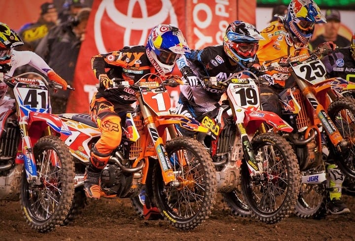 AMA Supercross Preview