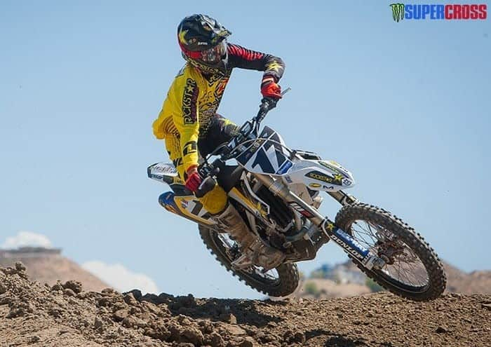 Jason Anderson at AMA Supercross