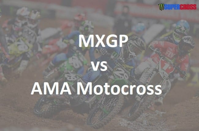 MXGP and AMA Motocross